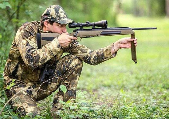 Винтовка Scout от компании Steyr Arms