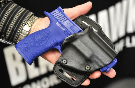 Blackhawk! Grip Break Holster