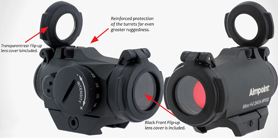 Aimpoint Micro H-2 Hunting Sight