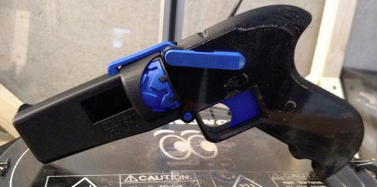 Imura Pistol v2.0 – 3d Printed 22lr Revolver