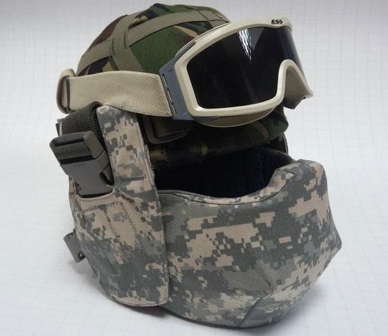 Баллистическая маска «Киборг»