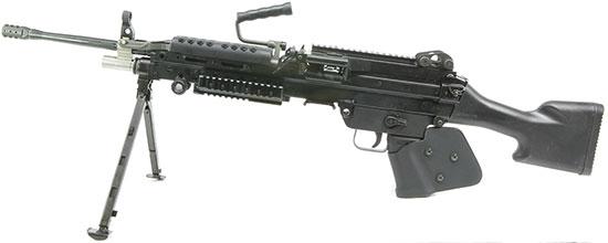 FNH USA М249