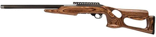 New Walnut Stock for Magnum Research .22 Semi-Auto Rifles