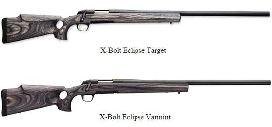 Browning Eclipse Target и Eclipse Varmint