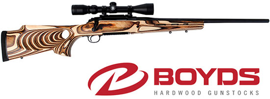 Boyds Adds Replacement Stock Options for Remington 710 and 770 Models