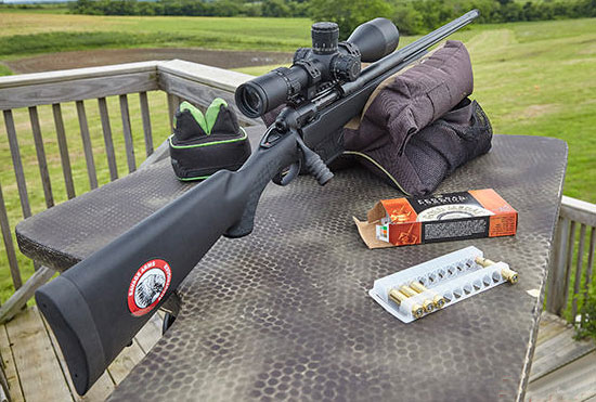 Savage Arms FCP 10 SR Rifle