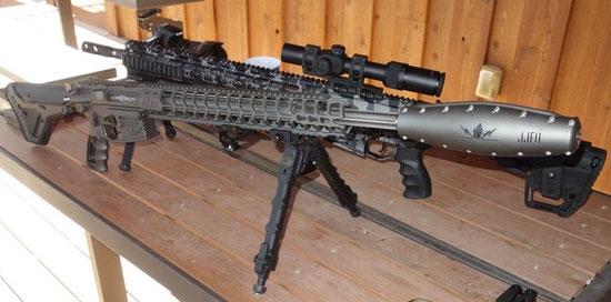 JJFU AERO-SONIC 5.56mm
