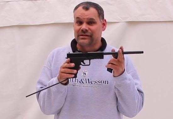 Suffolk Rifle Company Glock 17 .22LR LBP