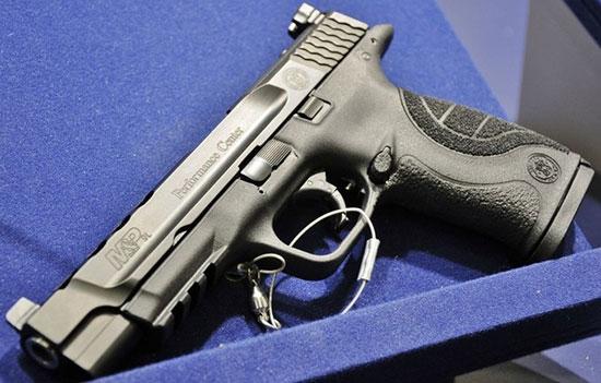 Smith&Wesson M&P Pro-Series C.O.R.E.