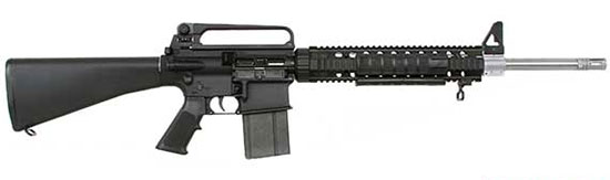 Armalite AR-10 National Match Rifle