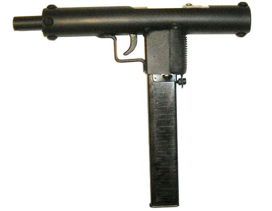 Самодельный пистолет-пулемет