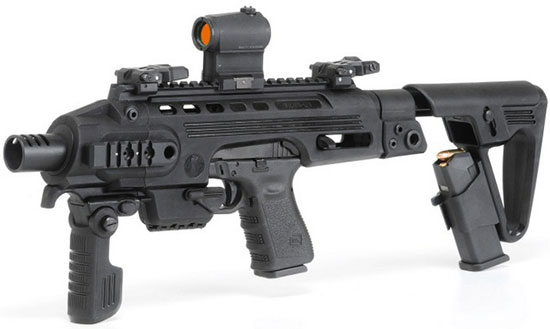 CAA Tactical RONI-G2 pistol-carbine kit