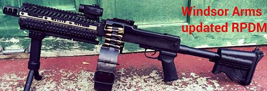Windsor Arms RPDM