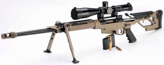 ASR .338 Lapua Magnum