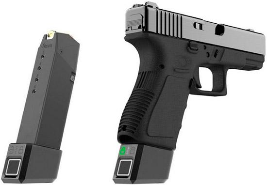 ClipFort Biometrics Ammo