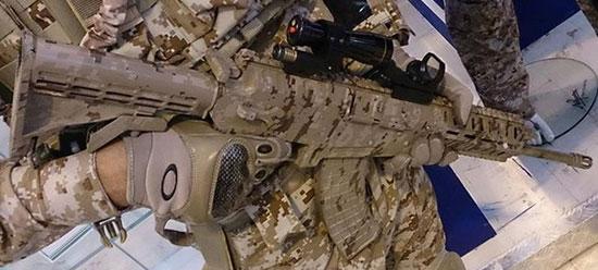Иран представил новую штурмовую винтовку