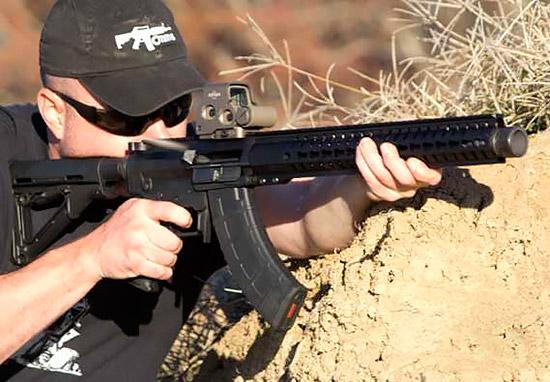CMMG Mk47 AKS13 Rifle