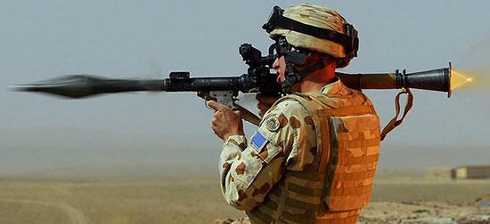 США создаст усовершенствованный аналог гранатомета РПГ-7