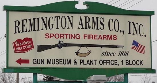 Три причины, почему компания Remington Arms терпит убытки