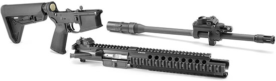 Ruger SR-556 Takedown Rifle