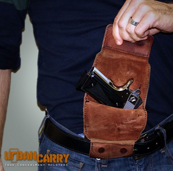 Urban Carry Holster