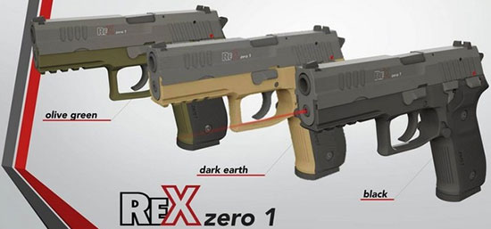 Arex REX Zero1