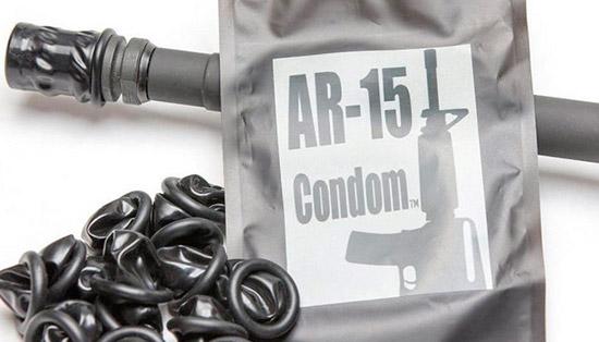 AR-15 Condom
