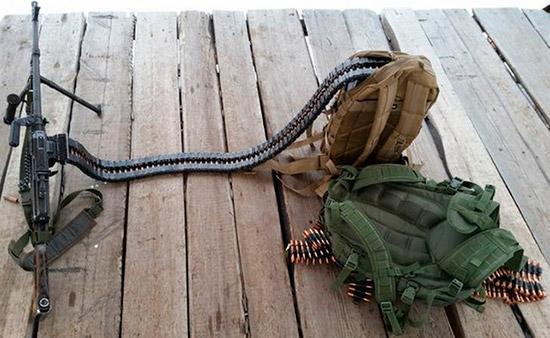 Пулеметный комплекс Predator 4.0