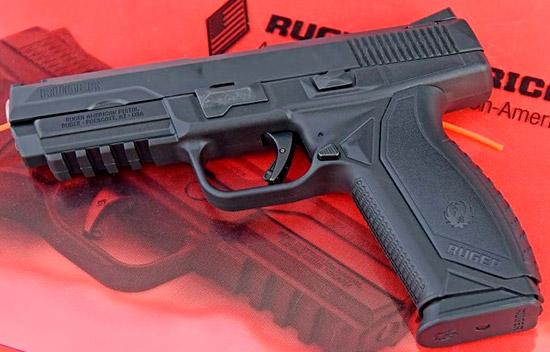 Ruger American Pistol