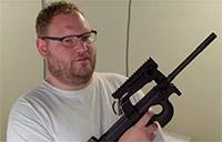 Импланты «привяжут» оружие к хозяину