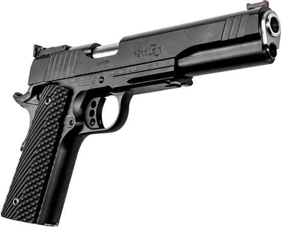 R1 10mm Hunter Long Slide
