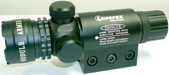 GLS-520 Green Laser Sight