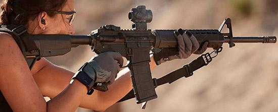 SAINT AR-15