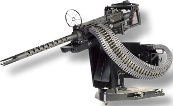 Пулемет FN M3M (GAU-21)