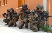 Сухопутные войска Франции получили первые комплекты индивидуального снаряжения пехотинца FELIN