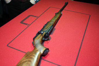 винтовка со скользящим затвором Merkel RX Helix