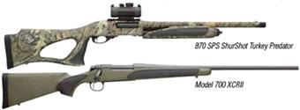 870 SPS и Model 700 XCRII