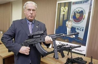 автомат Калашникова АК-200