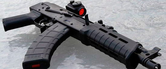 C39v2 AK Pistole
