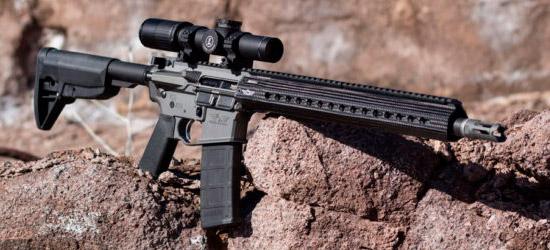 Christensen Arms CA-15 Gen 2