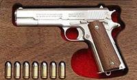 Miniature Colt M1911
