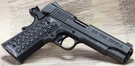 Sig Sauer 1911 «We The People»