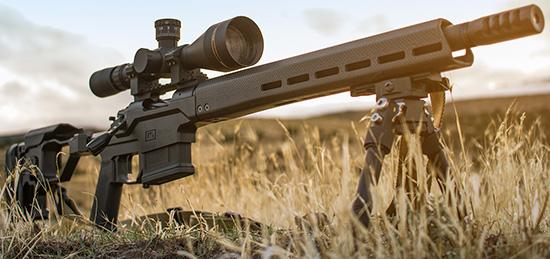 Modern Precision Rifle