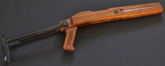 Mosin Nagant Folding Stock