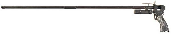 SAC-46 «Flying Dragon» OSS Clandestine Dart Gun