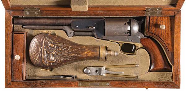 Colt Civilian Walker Percussion Revolver