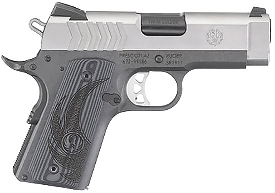 Ruger SR1911 Lightweight Officer 9 mm