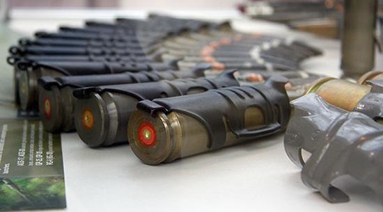 Боеприпасы к гранатомёту «Балкан»