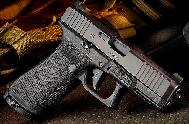 Vickers Elite Package на Glock 45