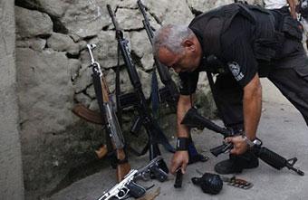 Факты об оружии. Бразилия